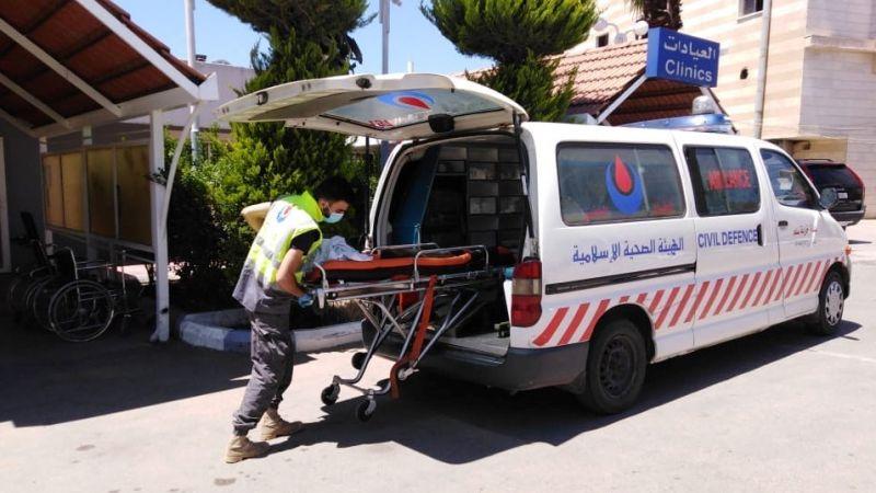 470 خدمة ومهمة خلال الـ 24 ساعة الماضية على مختلف الأراضي اللبنانية