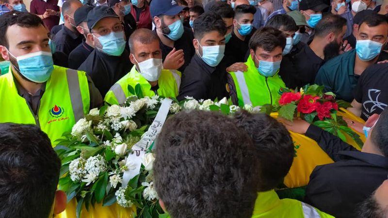 416 خدمة ومهمة خلال الـ 24 ساعة الماضية على مختلف الأراضي اللبنانية
