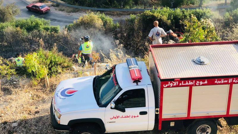 1006 خدمة ومهمة خلال الأسبوع الماضي على مختلف الأراضي اللبنانية