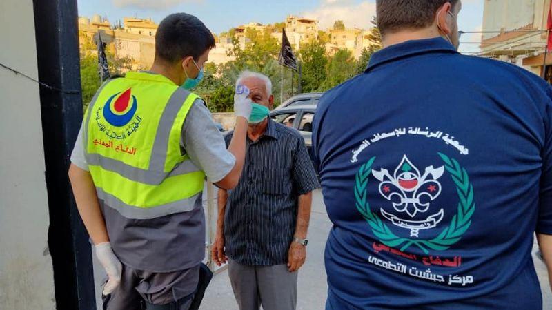 5 مهام لمركز جبشيت التطوعي خلال الاسبوع الفائت