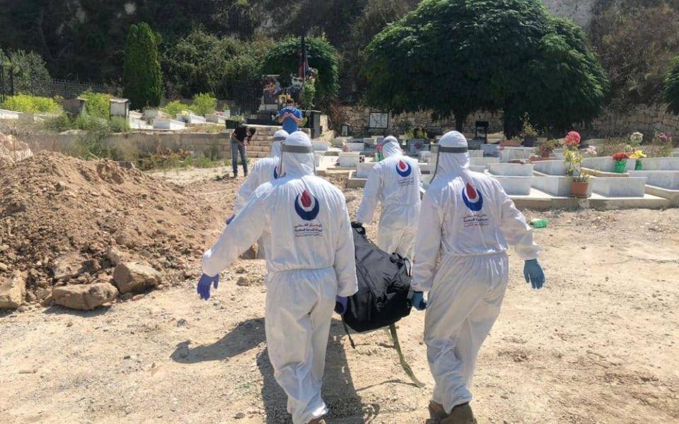 934 خدمة للدفاع المدني في الساعات 24 الماضية على مختلف الاراضي اللبنانية