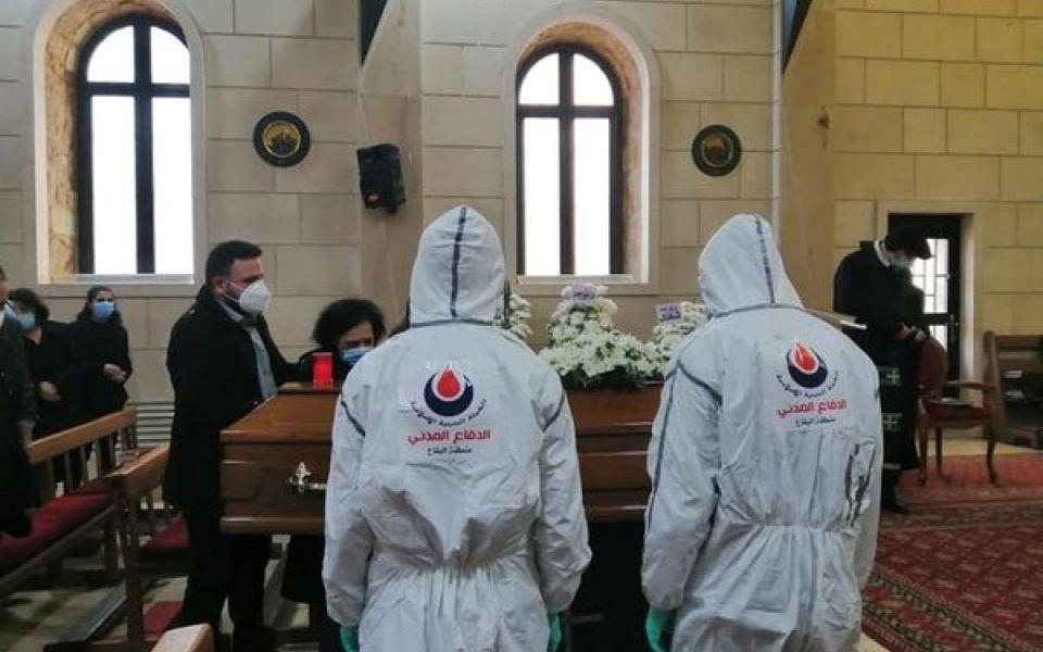 1200 خدمة في الساعات 24 الماضية على مختلف الاراضي اللبنانية