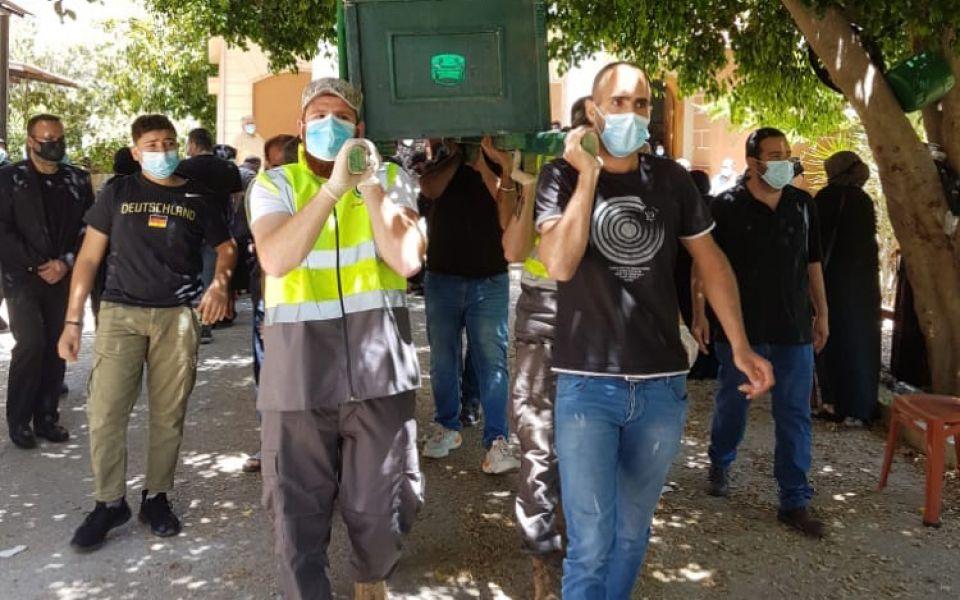164 خدمة قدمها فريق الدفاع المدني في مركز معركة التطوعي خلال شهر اب 2021